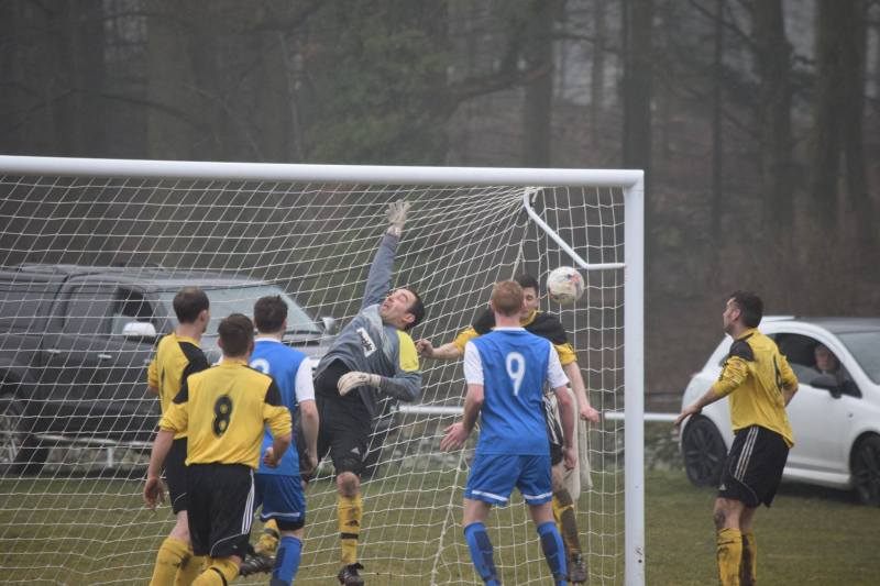 Cartmel v Keswick - Rigg scores