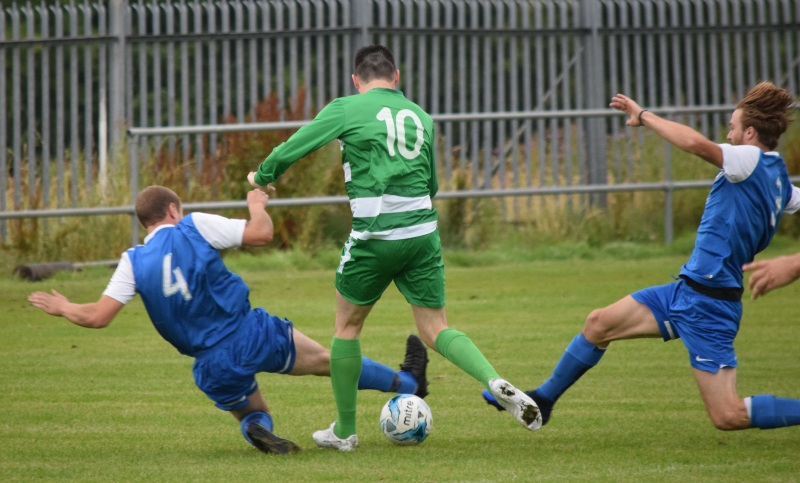 Cleator Moor Celtic v Keswick
